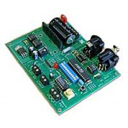 Single Channel DMX Servo Motor Control PCB Board