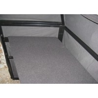 Deckstand Booth Carpeted Shelf Liner