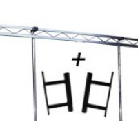 Overhead Lighting Gantry Complete Kit (for V2, Micro And DeXstand)