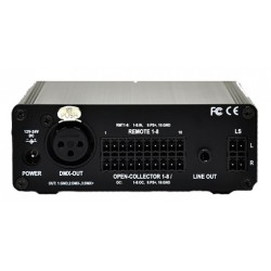 Weigl ES - ProCommander ES - Audio & DMX Lighting System