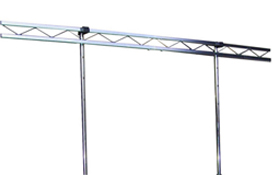 Overhead light gantry