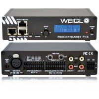 Weigl PHX - ProCommander PHX - 4 Channel Audio, 512 DMX plus Show Control Hardware Controller