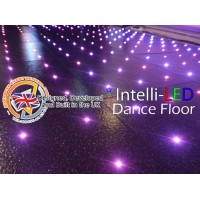 Intelli-LED Colour Starlit Animation Dancefloor