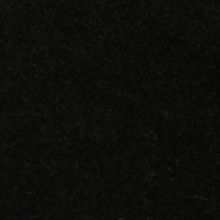 4m x 3m Theatrical Grade, Plain Black Wool Serge Blackout Drape with ties